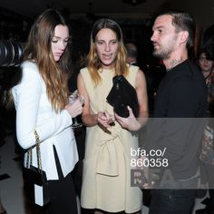 Jessica Sailer Van Lith, Vanessa Traina, Max Snow at BARNEYS NEW YORK and LUDIVINE POIBLANC Host a Private Dinner in Honor of Ana Khouri and...