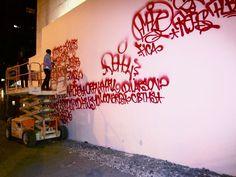 Barry McGee x Josh Lazcano http://www.284brasil.com.br/blog/arte-urbana/