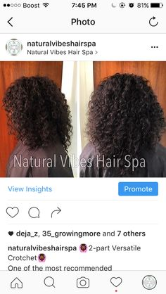 2-part Versatile Crotchet One of the most recommended #protectivestyles You can choose any curl pattern or #pretwist.I recommend #curlkalonhair #freetresswaterwave #freetressdeeptwists or #freetresssenegalesetwist.  This client chose the ⤵️ #freetress #deeptwist crotchet hair. #precurledcrochet  This style typically lasts 3-4 weeks with good maintenance 💡less painful than a traditional #sewin 💡protects your natural hair. styleseat.com/BriStayTwistin. TEXT 9194217551 FOR BOOKING HELP