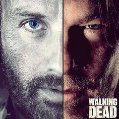 "Rick à Daryl : ""Tu es mon frère"" [S04E16] - The Walking Dead"
