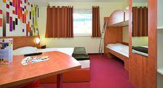 Family room in B&B Hotel Stuttgart-City.