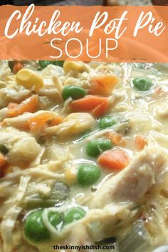 Easy Soup Recipes, Crockpot Recipes, Cooking Recipes, Stew Meat Recipes, Kraft Recipes, Chili Recipes, Chicken Pot Pie Recipe Without Crust, Recipes, Tasty Kitchen