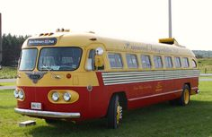 1947 Flxible Clipper Bus by carphoto, via Flickr