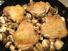 The Paleo Review: Sage-Braised Chicken Legs from The Autoimmune Paleo Cookbook
