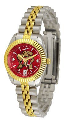 Maryland Terrapins- University Of Executive Anochrome - Ladies - Women's College Watches by Sports Memorabilia. $153.47. Makes a Great Gift!. Maryland Terrapins- University Of Executive Anochrome - Ladies
