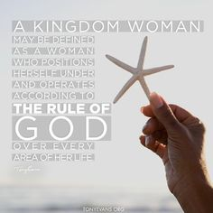 A Kingdom Woman may be defined as a woman who positions herself under and operates acording to the rule of God over ever area of her life. Christian Girls, Christian Life, Christian Quotes, Christian Living, Godly Women Quotes, Woman Quotes, Life Quotes, Kingdom Woman, The Kingdom Of God