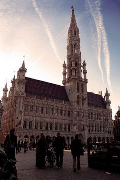 Grand Place, Brussels (Belgium)  #travel