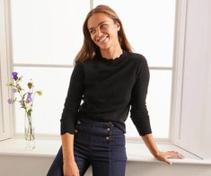 Stay Cosy And Warm In This Season's Stylish Jumpers #jumpers #autumnessentials #fashion The New Normal, Jumpers, Cosy, Leather Skirt, Turtle Neck, Style Inspiration, Seasons, Warm, Lifestyle