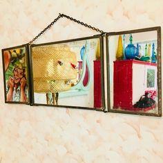 Galinette by LaRabota Upcycle, Frame, Vintage, Home Decor, Homemade Home Decor, Upcycling, Upcycled Crafts, A Frame, Frames