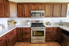 Supreme Kitchen Remodeling Choosing Your New Kitchen Countertops Ideas. Mind Blowing Kitchen Remodeling Choosing Your New Kitchen Countertops Ideas. Diy Kitchen Decor, Diy Kitchen Cabinets, Kitchen Ideas, Dark Cabinets, Decorating Kitchen, Decorating Ideas, Decor Ideas, White Countertop Kitchen, Diy Ideas