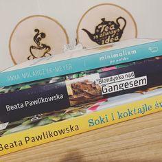 Moje dzisiejsze zakupy.  Którą pierwsza mam Wam streścić?  #zawodowamama #zawodowe #mama #ksiazka #minimalizm #odwaga #relaks #koktajl #beatapawlikowska #forever21 #thermomix