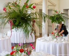 Gloriosa Lily, Country House Wedding Venues, London Bride, Tall Vases, Florists, Lilies, Bristol, Wedding Flowers, Exotic