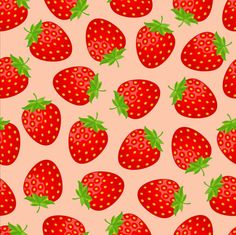 Strawberry Background, Happy Fruit, Strawberry Decorations, Fruits Drawing, Fruit Vector, Instagram Frame Template, Painted Bags, Food Wallpaper, Summer Wallpaper