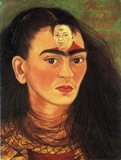 Arte Ilumina a Vida: As Cores de Frida Kahlo