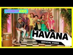 KIDZ BOP Kids – Havana (Official Music Video) [KIDZ BOP 37] - YouTubexxacc jb Kids Bop, Listen To Song, Brain Breaks, Just Dance, Apple Music, Havana, Music Videos, Songs, Youtube