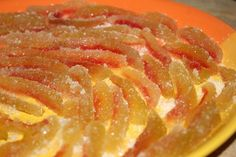 Как приготовить цукаты из арбуза