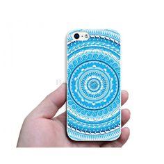 turquoise mandala iphone 6 case 6 plus case best iphone 5 case 5s case iphone 5c case iphone 4 4s case samsung galaxy Note3 Note 3 III case gift idea