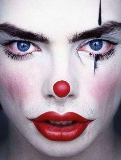 Halloween makeup ideas! Creepy