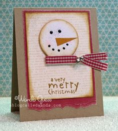 pinterest handmade birthday cards | If you want some advice on selling your handmade Christmas cards ...