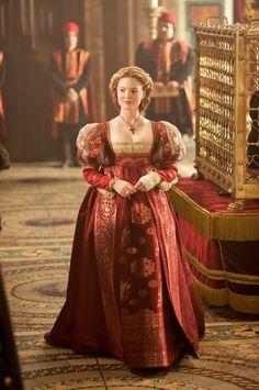 Lucrezia Borgia Italian Renaissance Dress