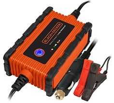 Black & Decker BC2WBD 2 Amp Waterproof Charger/Maintainer //Price: $22.83 & FREE Shipping //     #hashtag1