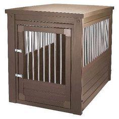 premium decorative dog crate table - Decorative Dog Crates