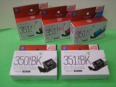 ダイソーキヤノン用 BCI350XLBK、351XLBK,C,M,Yリサイクルインクカートリッジ販売中! 350XLBK,351対応機種:PIXUS MG7530 / MG7530F /MG7130 / MG6730 / MG6530 /MG6330 / MG5630 / MG5530 /MG5430/ / MX923 / iX6830 /iP8730 / iP7230 #BCI350XLBKダイソー #インクカートリッジ #リサイクルインク #キヤノン