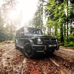 A beauty, a brute and a whole lot of fun.  #MBPhotoCredit @E_zouboulis  #Mercedes #Benz #G63 #AMG  #Instacar #CarsOfInstagram #GermanCars #Luxury cc: @MercedesBenz