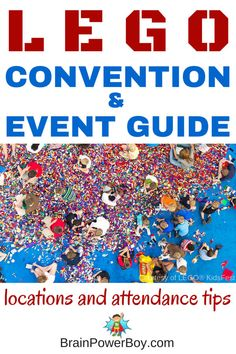 If you have a LEGO fan (or fanatic!) in your house you need to bring them to a LEGO event. They will love it! This guide has LEGO Convention and Event locations across the US and what you can to do make your trip an awesome one all in one handy spot.