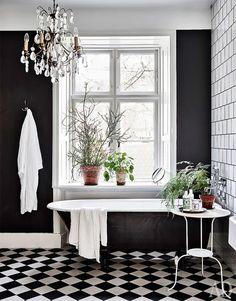 Квартира в Копенгагене Стилист Эмма Перссон Лагерберг