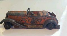 Tootsietoy Diecast Vintage Car
