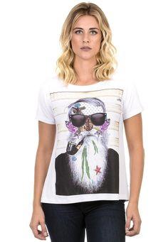 Camiseta Feminina Brisa do Mar