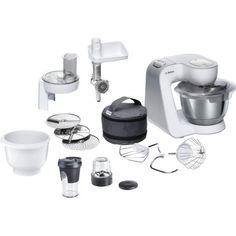 Bosch MUM58250 Robot Kitchen, Bosch Mum5, Robot Thermomix, Espresso Machine, Kettle, Kitchenaid, Coffee Maker, Kitchen Appliances, Hardware