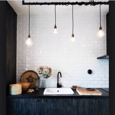 Easy, effective kitchen lighting