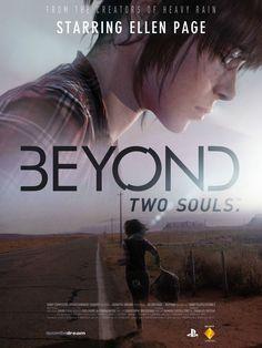 Beyond Two Souls Game  | E3 2012] BEYOND: Two Souls - imagens, vídeos e infos - Select Game
