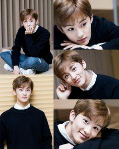 Mark is so freaking adorable Taeyong, Jaehyun, Mark Lee, Winwin, Fandom, K Pop, Nct 127 Mark, Zen, Yuta