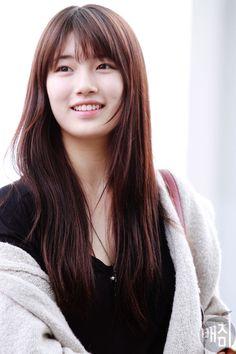 miss A Suzy pretty hair color Pretty Asian, Beautiful Asian Girls, Most Beautiful Women, Bae Suzy, Korean Beauty, Asian Beauty, Miss A Suzy, Cute Korean Girl, Korean Actresses
