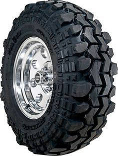 The Super Swamper TSL/SX was designed for extremely tough off road conditions where aggressive sidewall strength and protection is needed to withstand severe scuffing from ruts, snagging roots and rocks. This tire has a tough bias ply body with dual belts beneath the treads and wrap-a-round lugs. Sidewall lugs protect the sidewalls and provide extra traction.