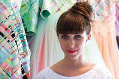 ingunn birkeland - Pearl Earrings, Textiles, Pearls, Jewelry, Fashion, Moda, Pearl Studs, Jewlery, Jewerly