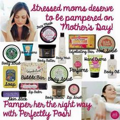Shop Perfectly Posh for Mother's Day gifts, what a unique and special gift for that we'll deserving mom. Pamper her with our natural based products, nothing over $25 and all items, except the $4 lip balms are buy 5 get the 6th free! Www.perfectlyposh.com/13471 #perfectlyposh #spa #giftideas #gifts #networkmarketing #shopping #mothersday #easter #diyproject #diy #home