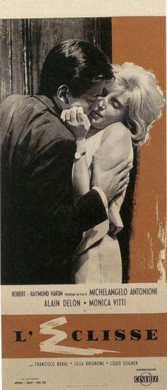 Michelangelo Antonioni's L'Eclisse (1962).