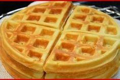 Recipes with photo cookies. Belgian Waffles, Waffle Iron, Food Photo, Cookies, Baking, Breakfast, Recipes, Belgium Waffles, Crack Crackers