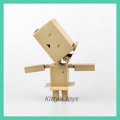 Free shipping Transformable Lovely Danboard Danbo Doll PVC Action Figure Collectible Model Toy 10cm KB0255