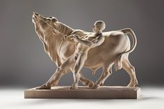 Collection of magnificent woodworks » Wood sculptures by Giuseppe Rumerio