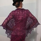 Shady Lady - FREE pattern via @Craftsy