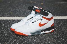 Nike 2013 Summer Air Revolution White/University Red