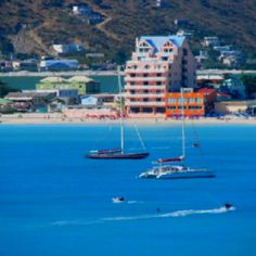 Great Bay - Phillipsberg St Maarten.