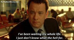 - Tom Hanks in The Terminal (2004)