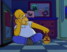 New post on eslamy Simpsons Meme, Simpsons Quotes, The Simpsons, Cartoon Memes, Cartoon Pics, Cartoon Characters, Funny Memes, Simpson Wave, Bart Simpson