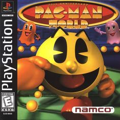 ps1 pac man world - Google Search